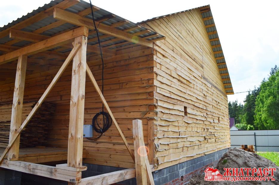 Московская область, Павлово-Посадский, Павловский Посад, садоводческое товарищество Поселок Опушкино 6